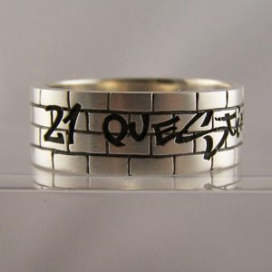 graffiti rings