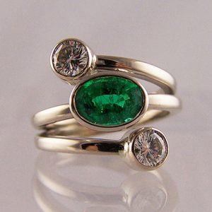Emeralds & Green Gemstones