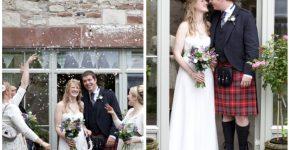 Amy & Gavin – Rock My Wedding