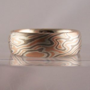 Mokume Gane (Wood Grain Effect)