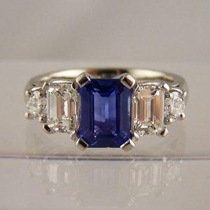 Sapphires & Blue Gemstones