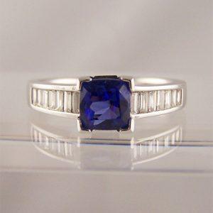 Tanzanite & Purple Gemstones