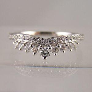 Tiara Wedding Rings